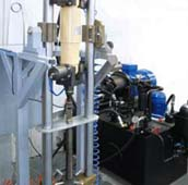 Hydraulic testing facilities